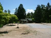 アカマツオートキャンプ場(AC完備)