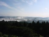 秋です 雲海の季節です